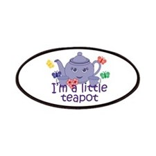 Little Teapot Patches