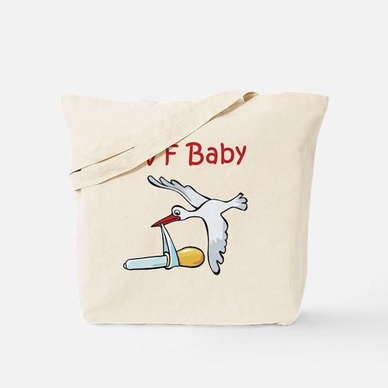 IVF Stork Tote Bag