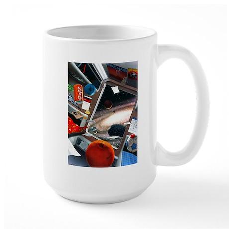 Space Dorm Large Mug