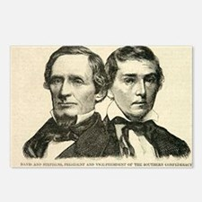 Davis & Stephens Postcards (Package of 8)