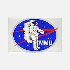 Astronaut Magnet Rectangle Magnet