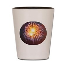 Fireworks Shot Glass