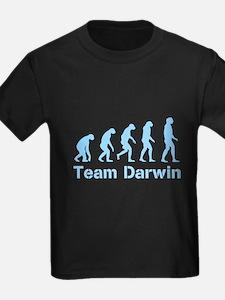 Team Darwin (blue) T