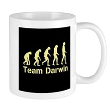 Team Darwin (yellow) Mug