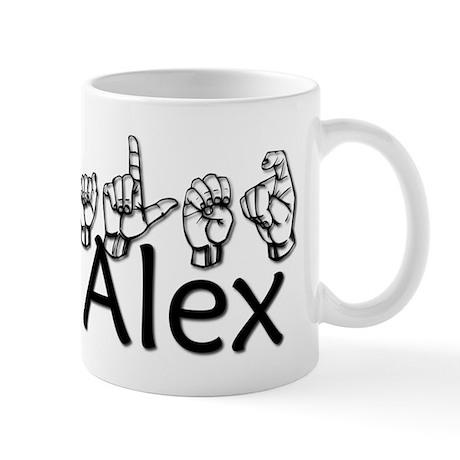 Alex-bk Mug