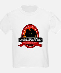 Unemployed Brewing Co. T-Shirt
