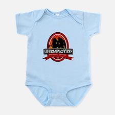 Unemployed Brewing Co. Infant Bodysuit