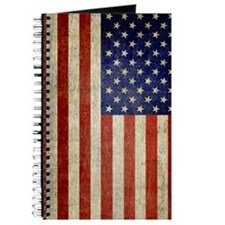 Distressed Flag v2 Journal