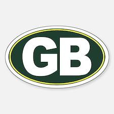 GB - Green Bay - Decal