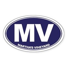 MV - Martha's Vineyard Decal