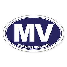 MV - Martha's Vineyard Decal