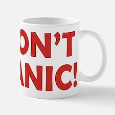 Don't Panic! Mug