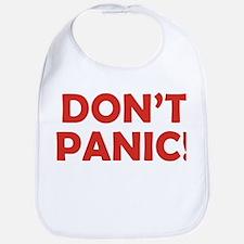 Don't Panic! Bib