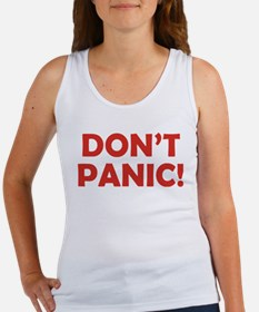Don't Panic! Women's Tank Top