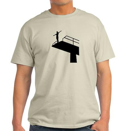 High diving Light T-Shirt