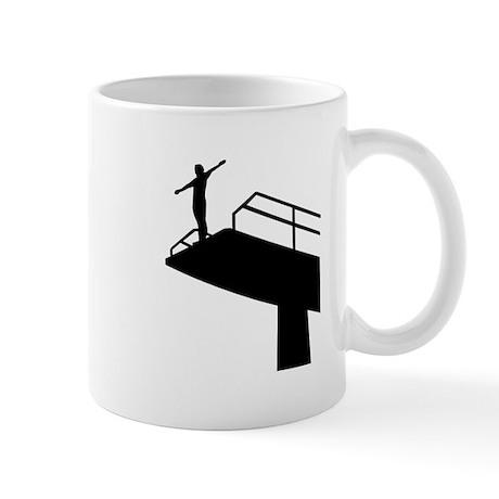 High diving Mug