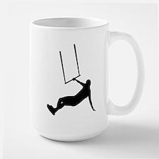 Kiteboarding Large Mug