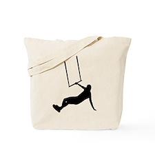 Kiteboarding Tote Bag