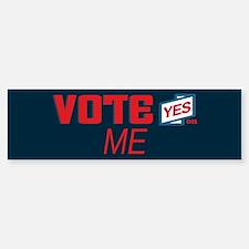 Vote Yes 1_bumpersticker Bumper Bumper Bumper Sticker