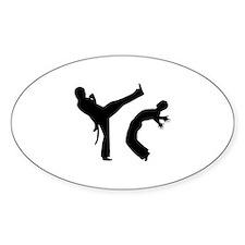 Capoeira Decal
