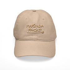Marimba Rocks! Baseball Cap