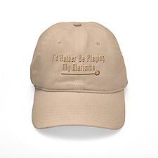 Funny Marimba Baseball Cap