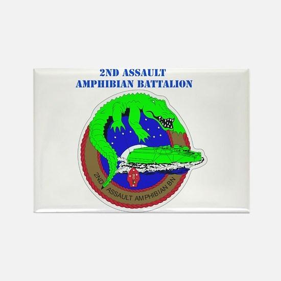 2nd Assault Amphibian Battalion with Text Rectangl