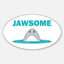 Jawsome Decal