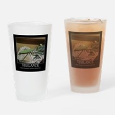 preying mantis Drinking Glass