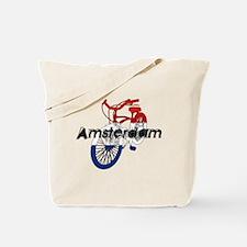 Amsterdam Bicycle Tote Bag