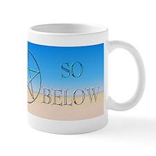 """""""As Above"""" Mug"""