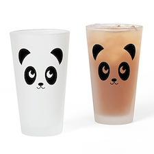 Panda Pupo Drinking Glass