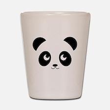 Panda Pupo Shot Glass