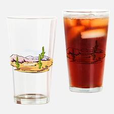 CACTUS_0923 Drinking Glass