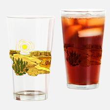CACTUS_0920 Drinking Glass