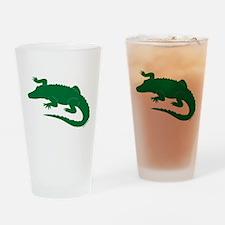 ALLIGATOR [12] Drinking Glass