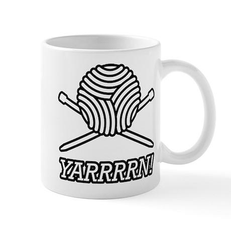 Yarn Pirate Mug