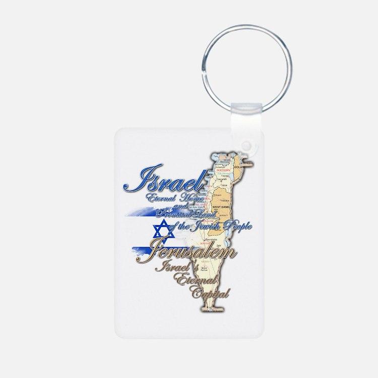Israel, Jerusalem - Keychains