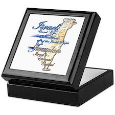 Israel, Jerusalem - Keepsake Box