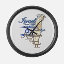 Israel, Jerusalem - Large Wall Clock