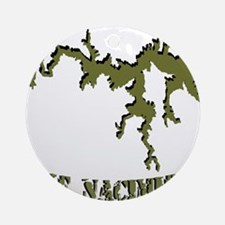 NACI (823 GREEN3) Ornament (Round)