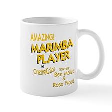 Marimba Player Small Mug
