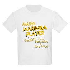 Marimba Player T-Shirt