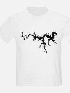 DRAGON {1 black} solid T-Shirt