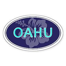 OAHU - Decal