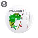 "3.5"" Button (10 pack) Combat-fishing (R)"