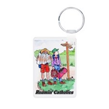 Friends of Mary Keychains