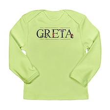 Greta Long Sleeve Infant T-Shirt