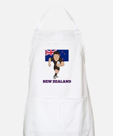 rugby new zealand Apron
