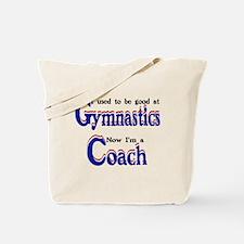 Coach Gymnastics (2) Tote Bag